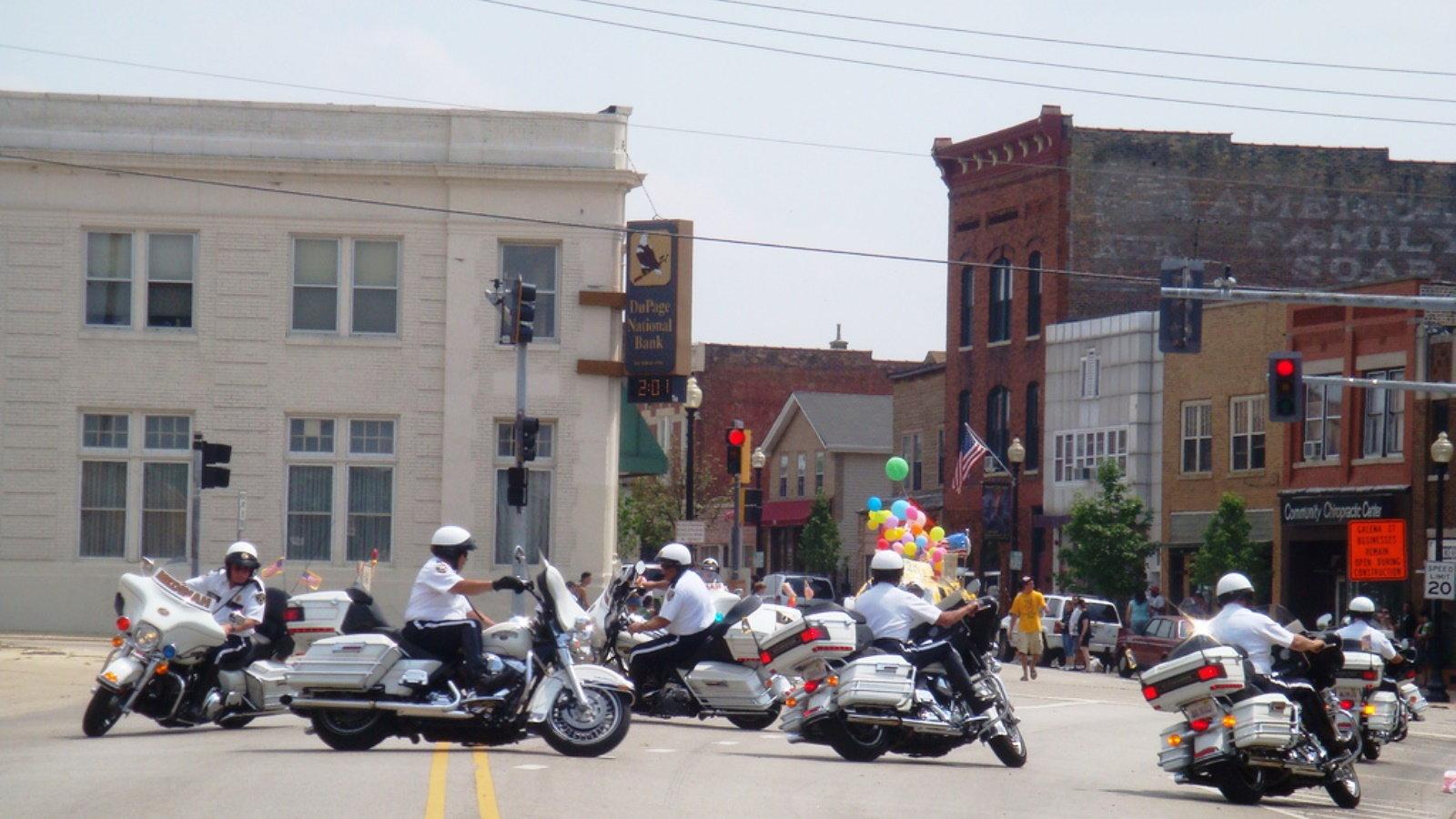 Medinah Motor Corps. Chicago, IL