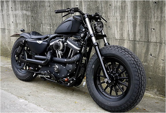Harley Sportster Performance Mods