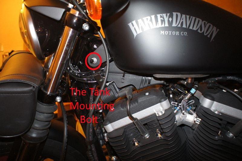 Harleytankmountingbolt on Wiring For Sportster Custom