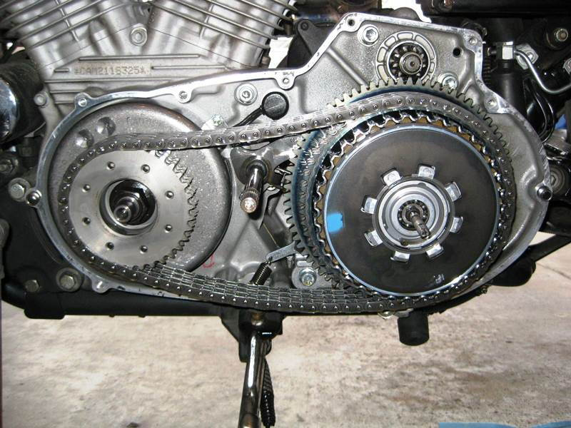 Harley    Davidson Sportster How to Replace    Stator    and