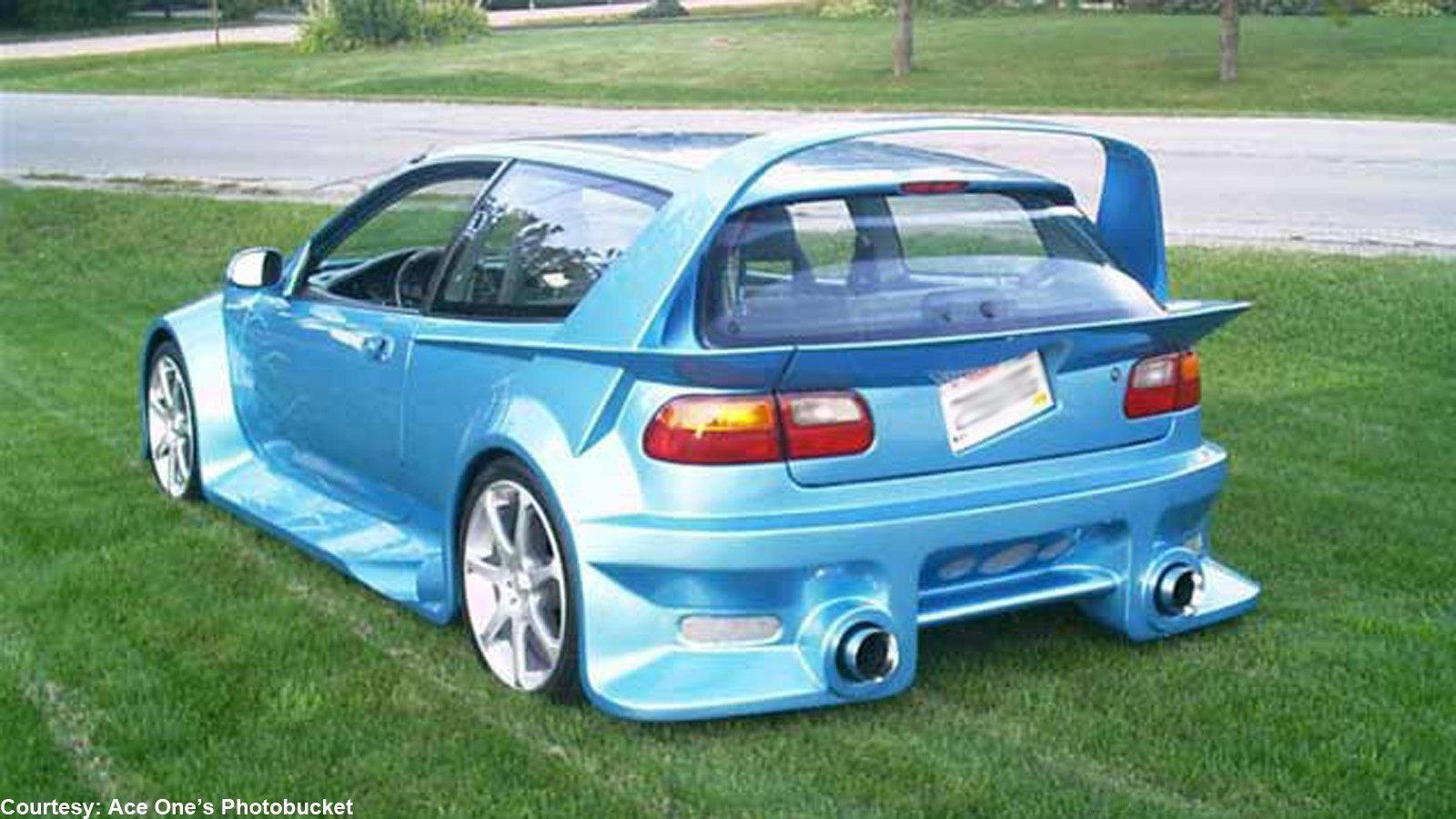 Acura Zdx For Sale >> 5 Regrettable Honda Civic Mods | Honda-tech