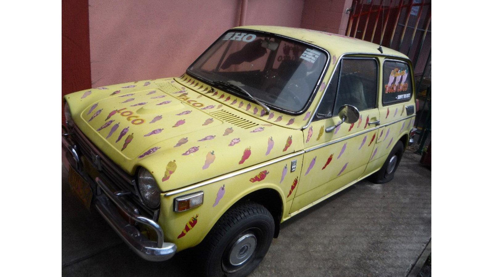 Taco Loco N600