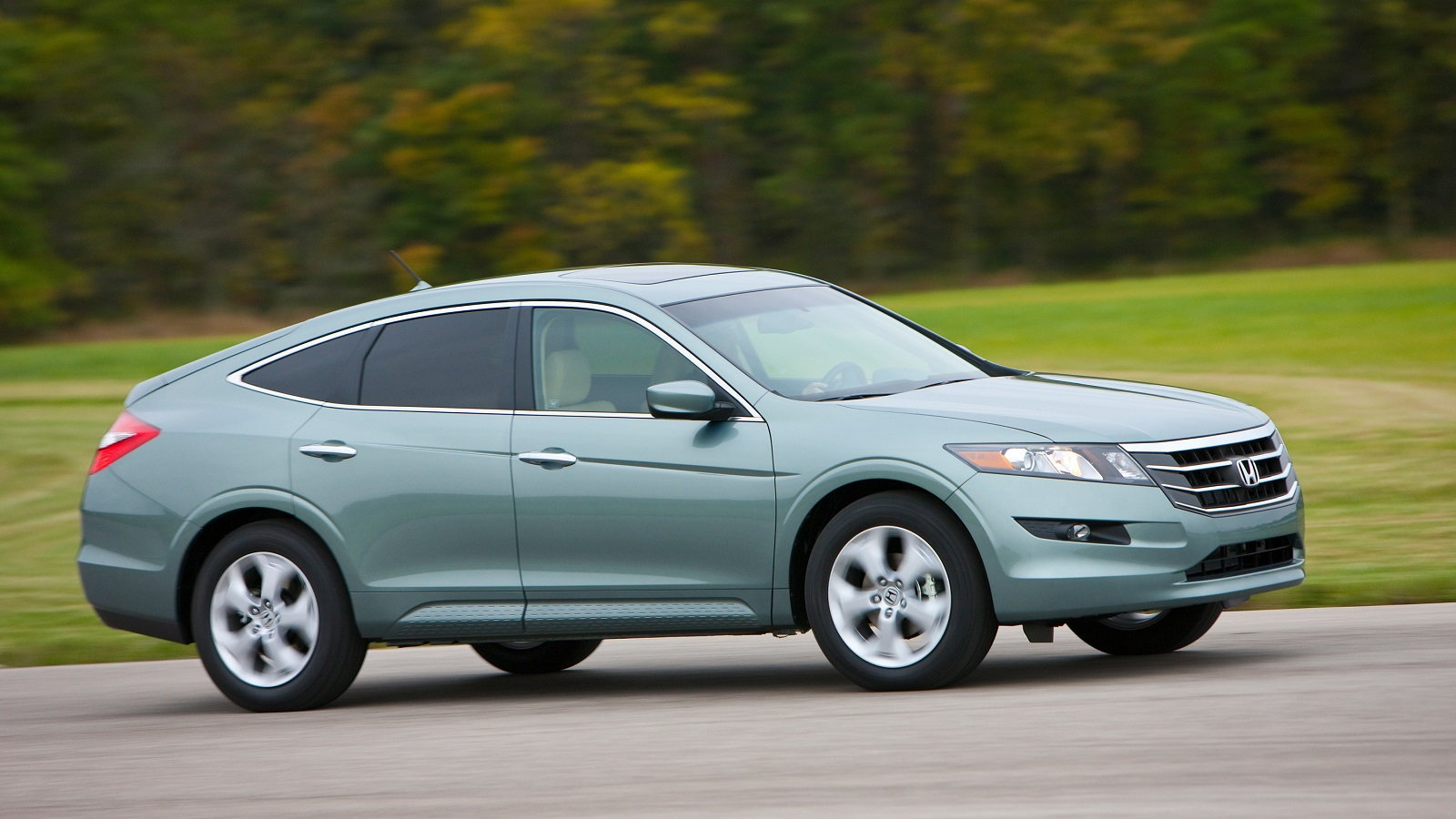 5. This is the stretch, but do you like the Accord Crosstour?