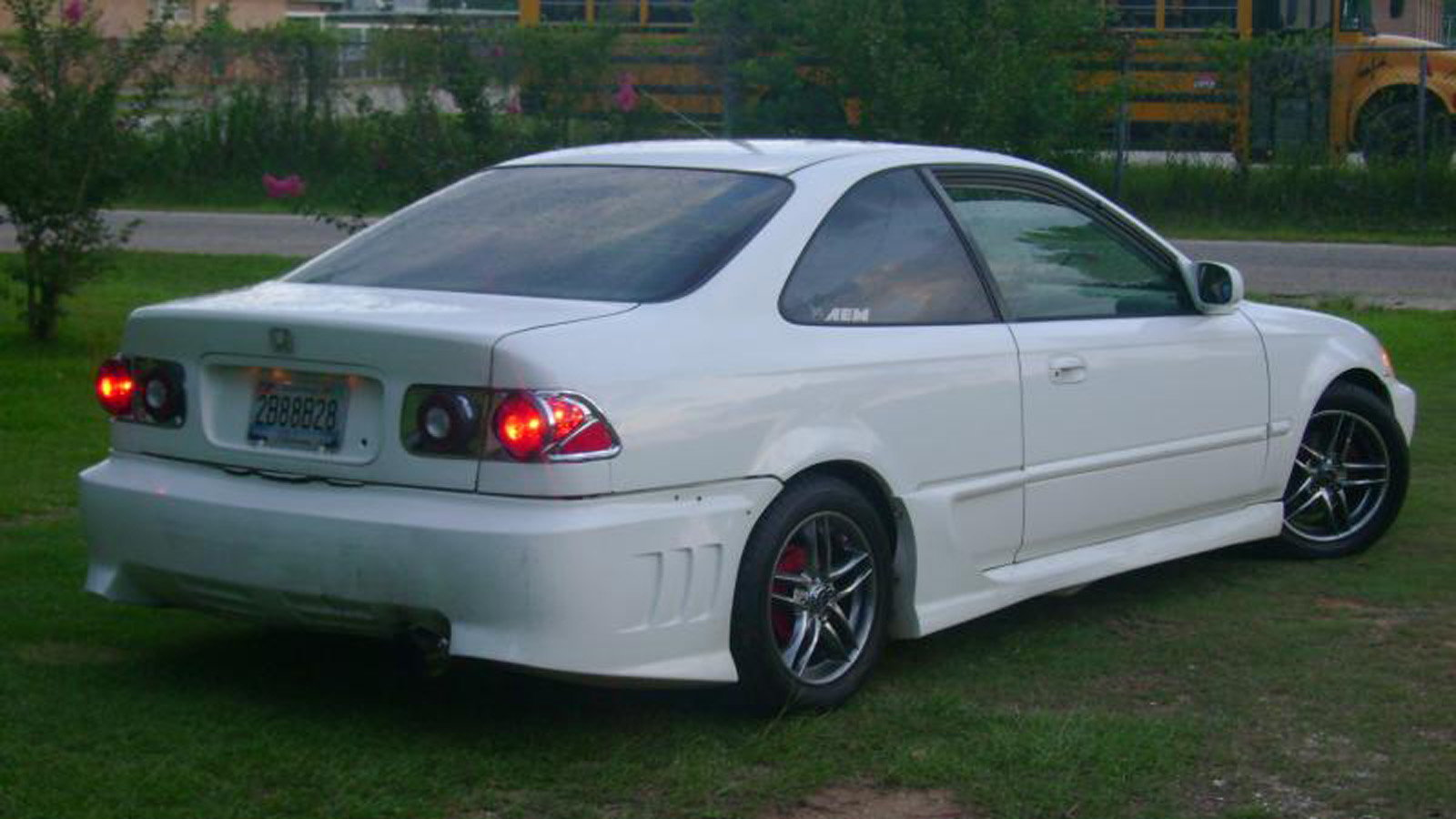 Honda Civic Body Kits Regret