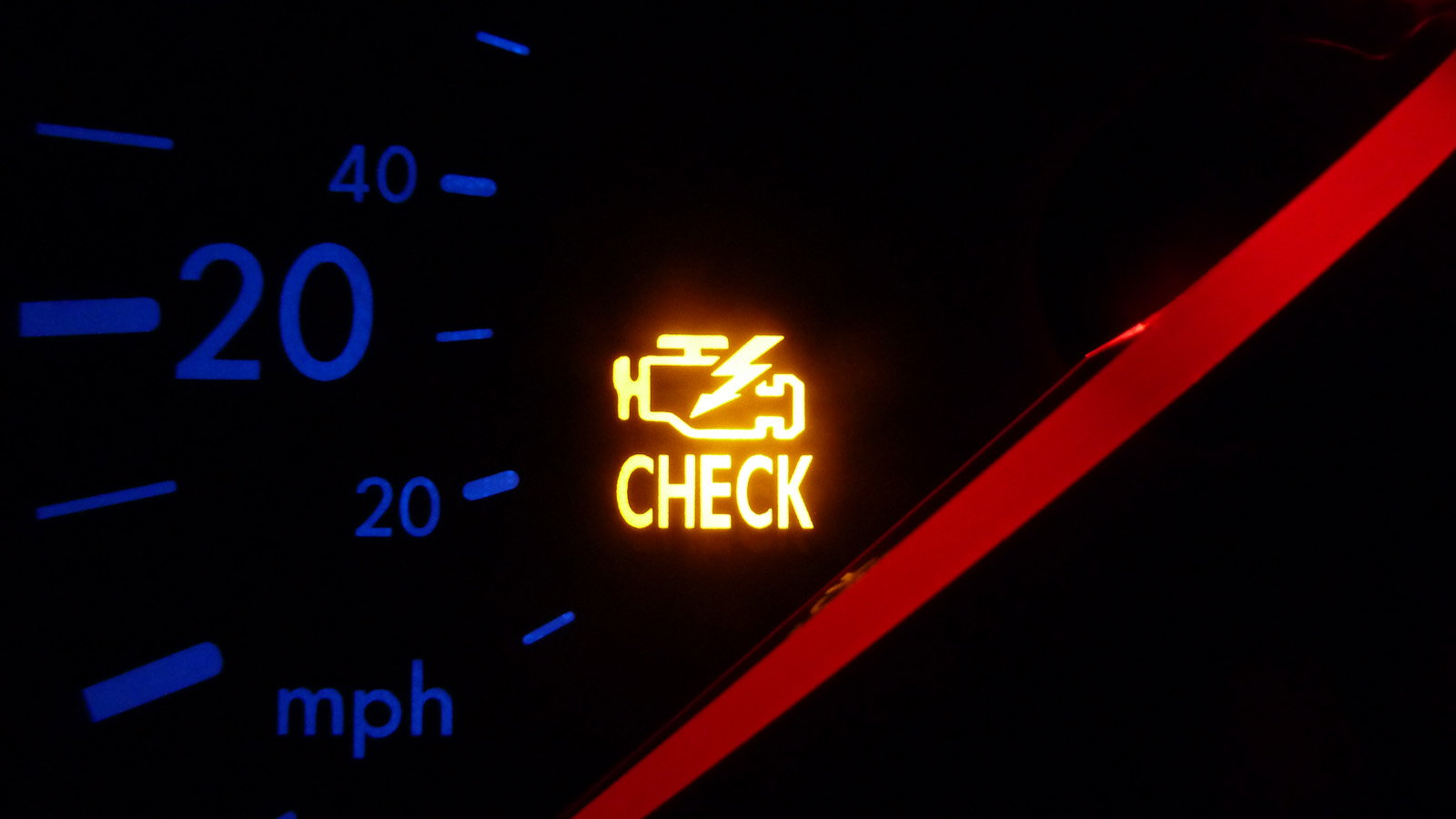 Check Engine Light If The Car Won T Start