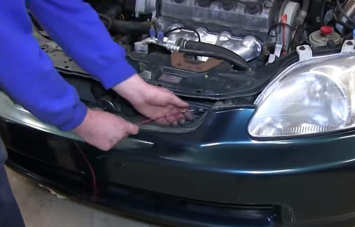 Honda Civic How to Repair Broken Hood Latch - Honda-Tech