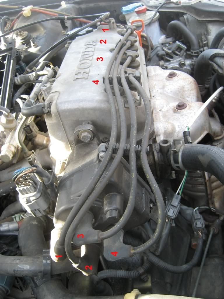 honda civic   replace timing belt  water pump honda tech