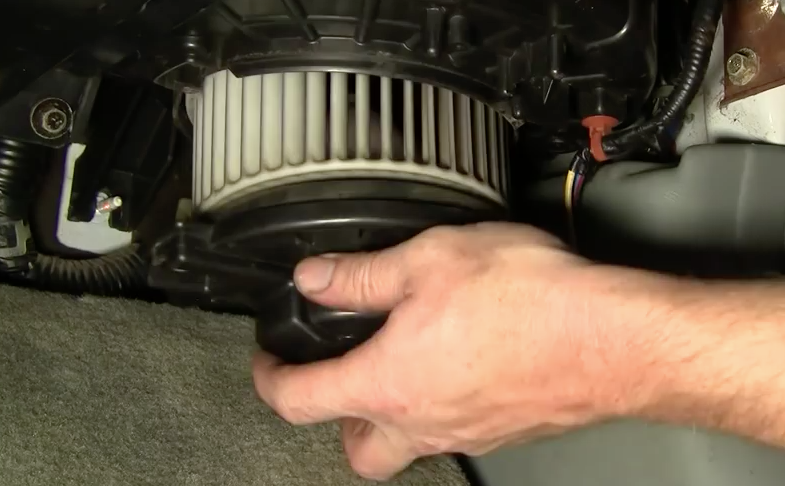 Honda Accord How To Replace Blower Motor Assembly