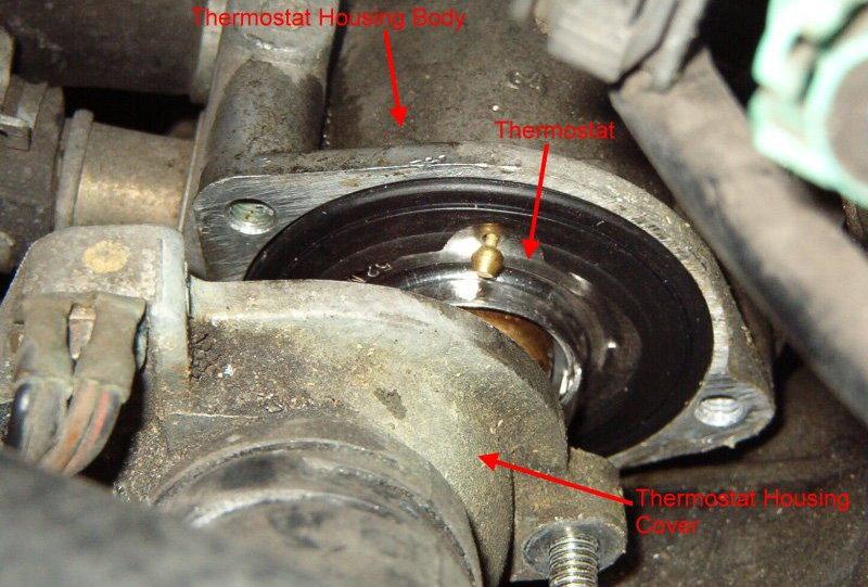 2003 Honda Civic Air Conditioning System Diagram
