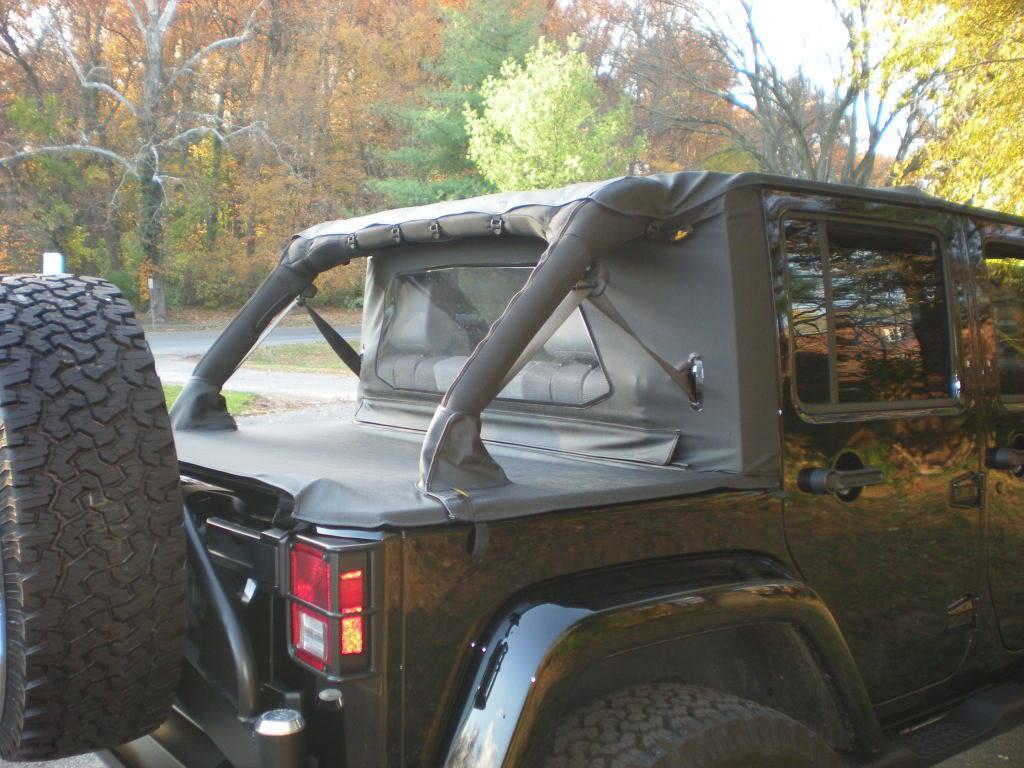 Jeep Wrangler Jk 2007 To Present How To Install Wraparound