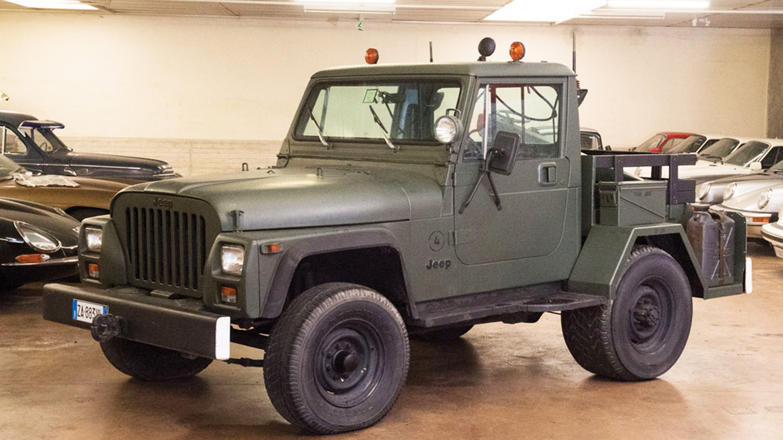 7 of the Rarest Jeeps Ever Produced