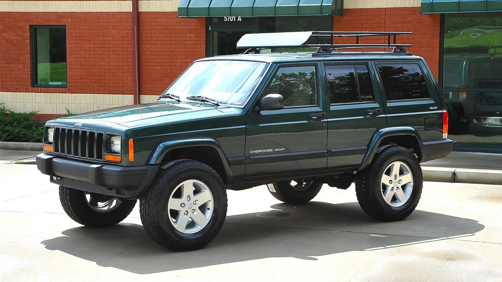 What Made the XJ Cherokee Legendary