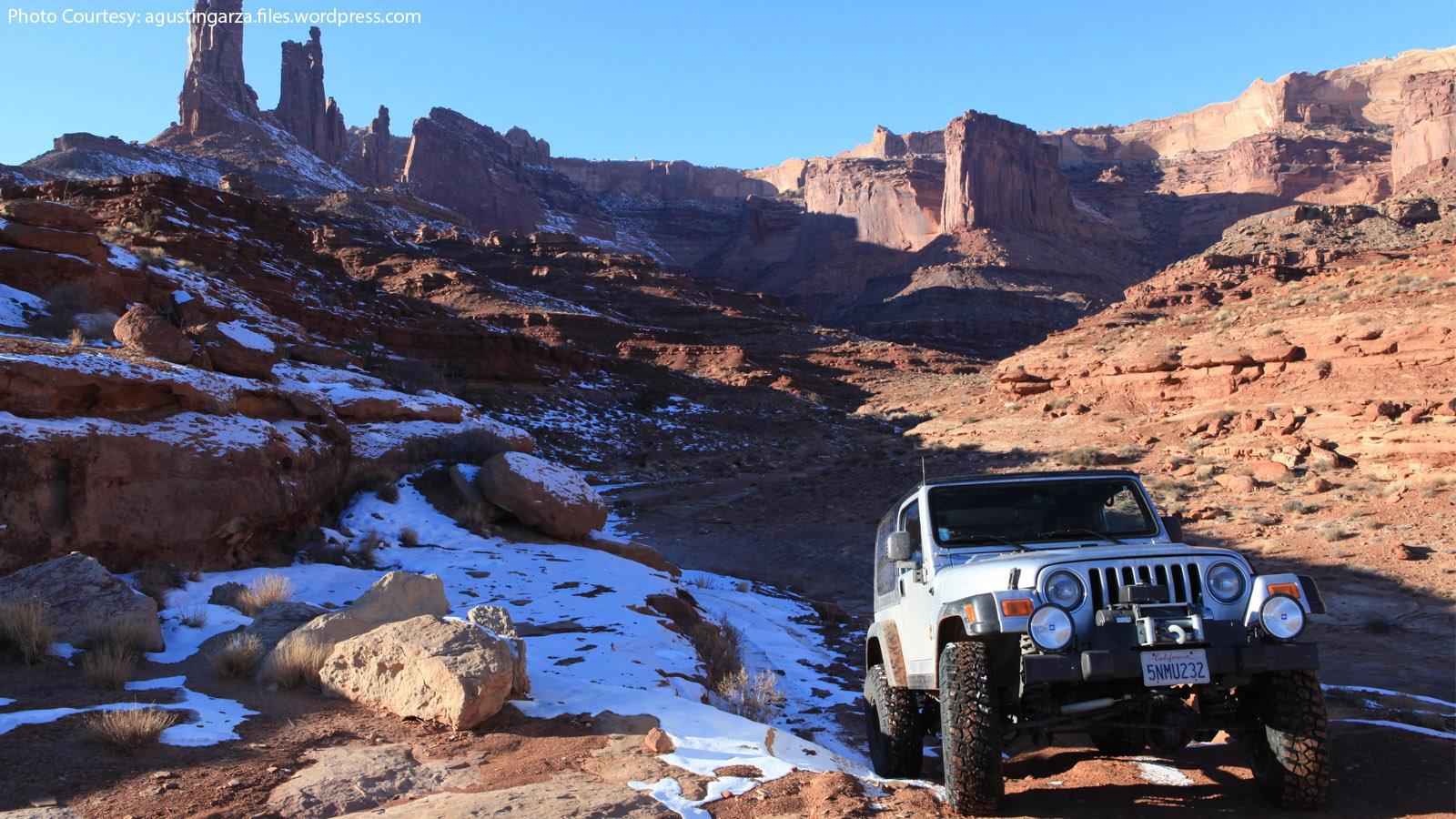 Off-road, Utah, White Rim Road