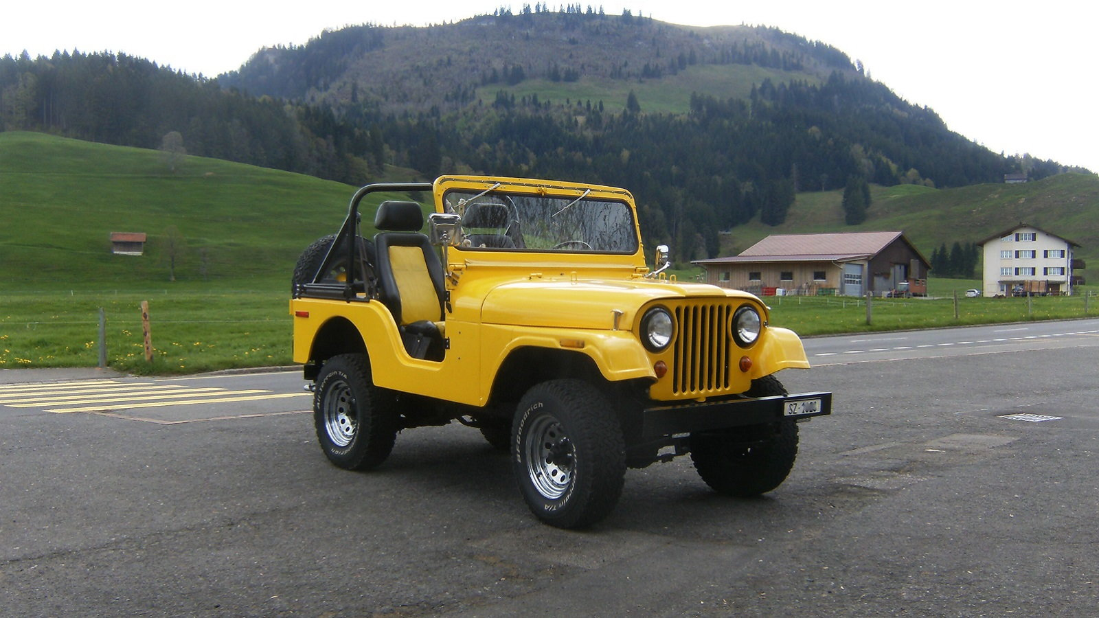 8 Different Companies Have Owned Jeep