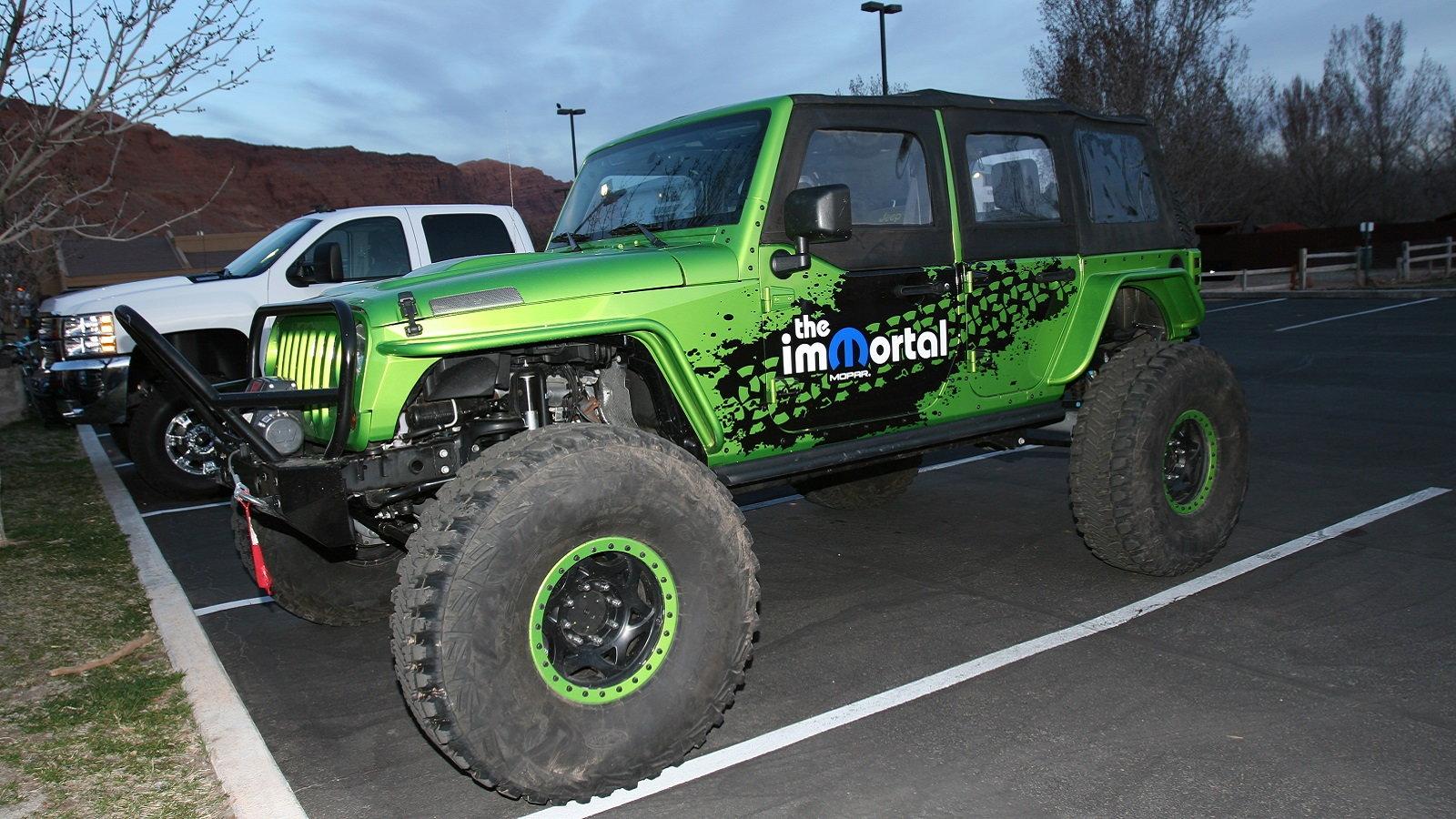 Immortal Jeep