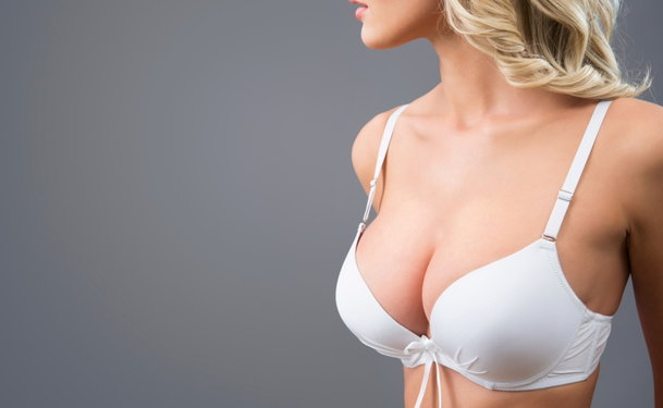 Natural Looking Anatomical Breast Implants