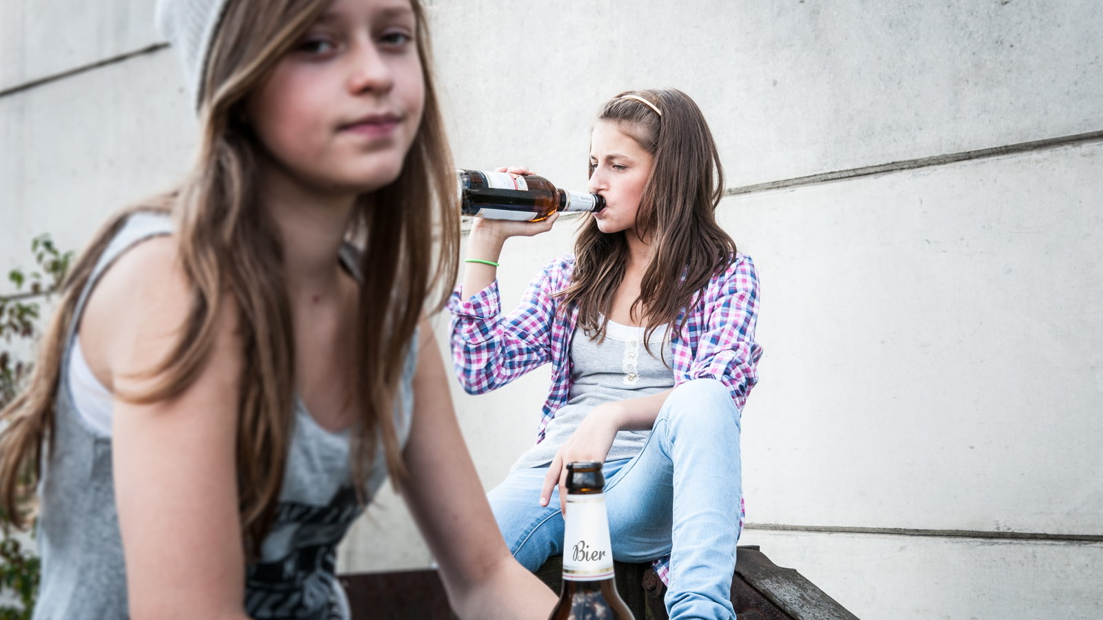 For teen drinking
