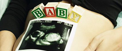 baby ultrasound