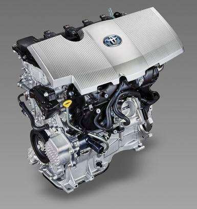 Toyota 1.8L DOHC I-4 (Prius)