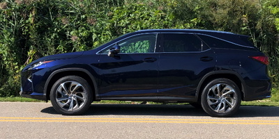 2019 Lexus RX 350L AWD Luxury