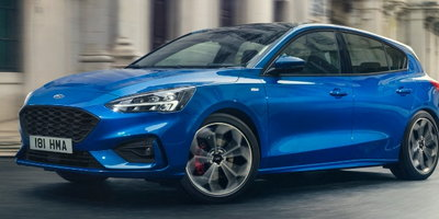 Ford Reveals 2019 Focus