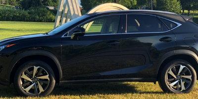 2018 Lexus NX 300 Driving Impressions