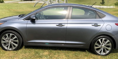 2018 Hyundai Accent Limited Driving Impressions
