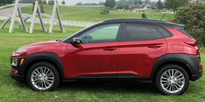 2018 Hyundai Kona SEL AWD Driving Impressions