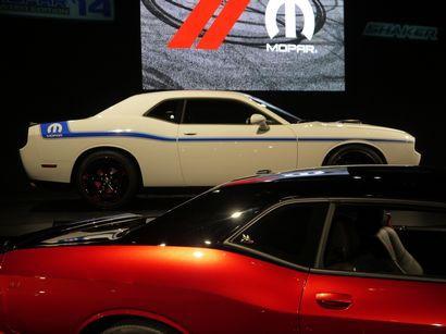Mopar '14 Challenger
