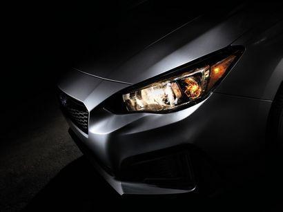 2017 Subaru Impreza teaser image