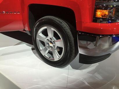 2015 Silverado Custom