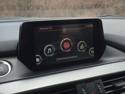 2016 Mazda Mazda6 Grand Touring new touchscreen