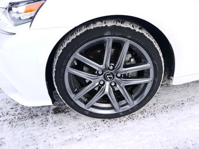2015 Lexus IS 250 with F Sport package