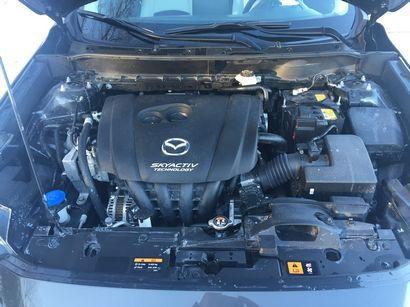 Mazda's Skyactiv-G 2.0-liter gasoline engine