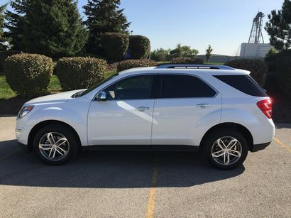 2016 Chevrolet Equinox AWD LTZ First Drive