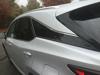 2016 Lexus RX exterior detail