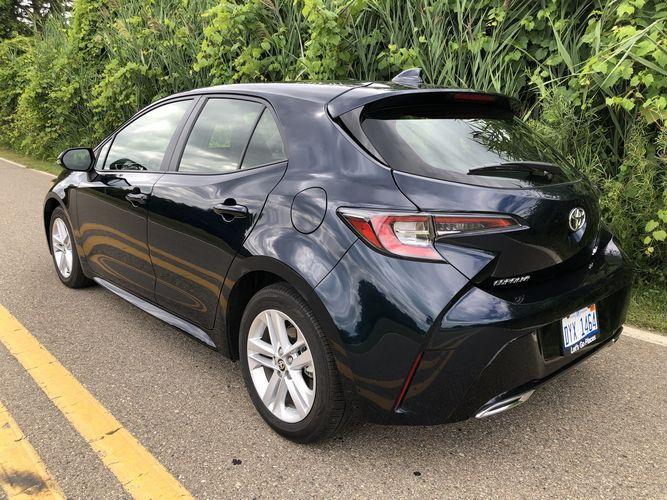 2019 Toyota Corolla Hatchback SE