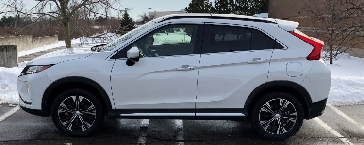 2019 Mitsubishi Eclipse Cross SEL Driving Impressions
