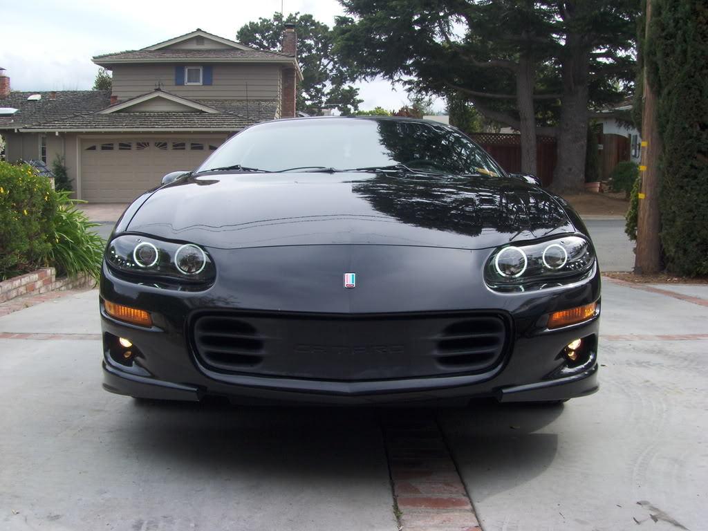 Camaro 1990 To 2002 How To Install Halo Headlights Ls1tech