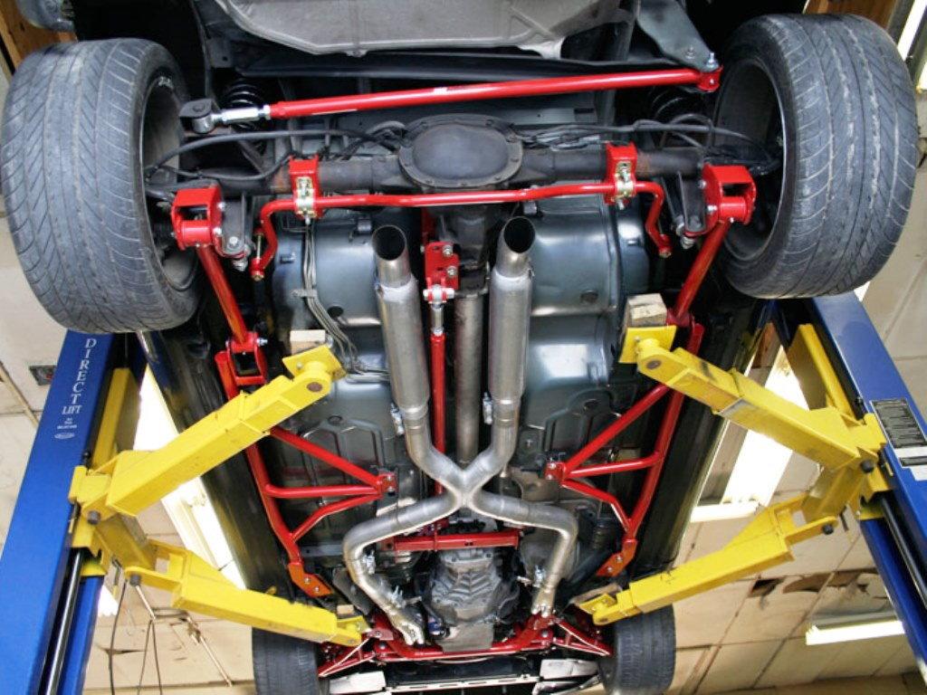Cam B on Camaro Suspension Diagram