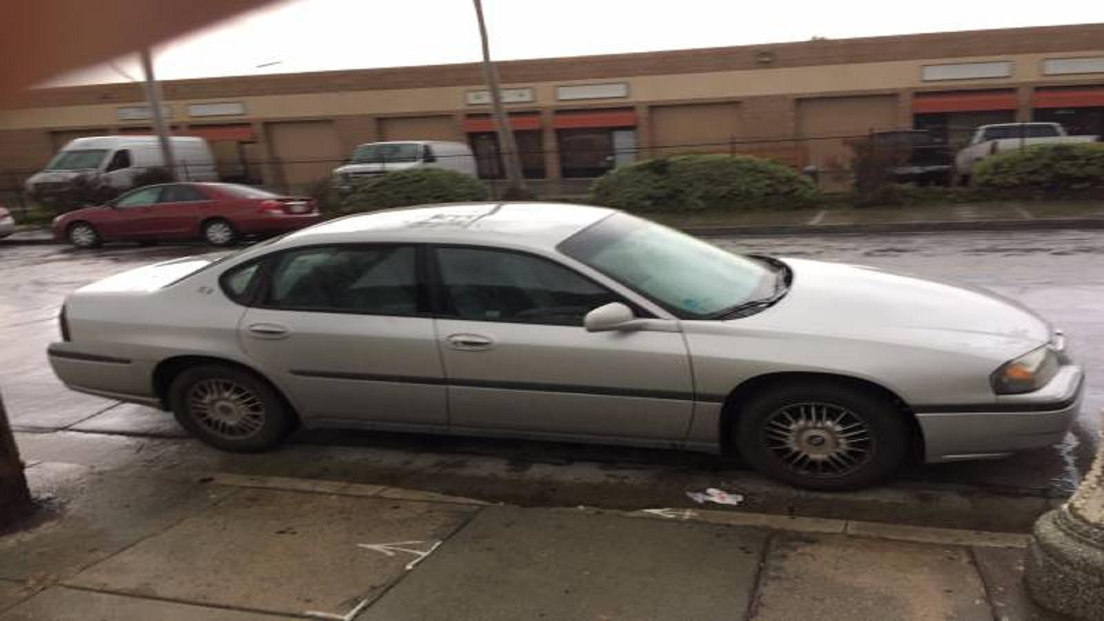 A 2000 Chevrolet Impala ($500)