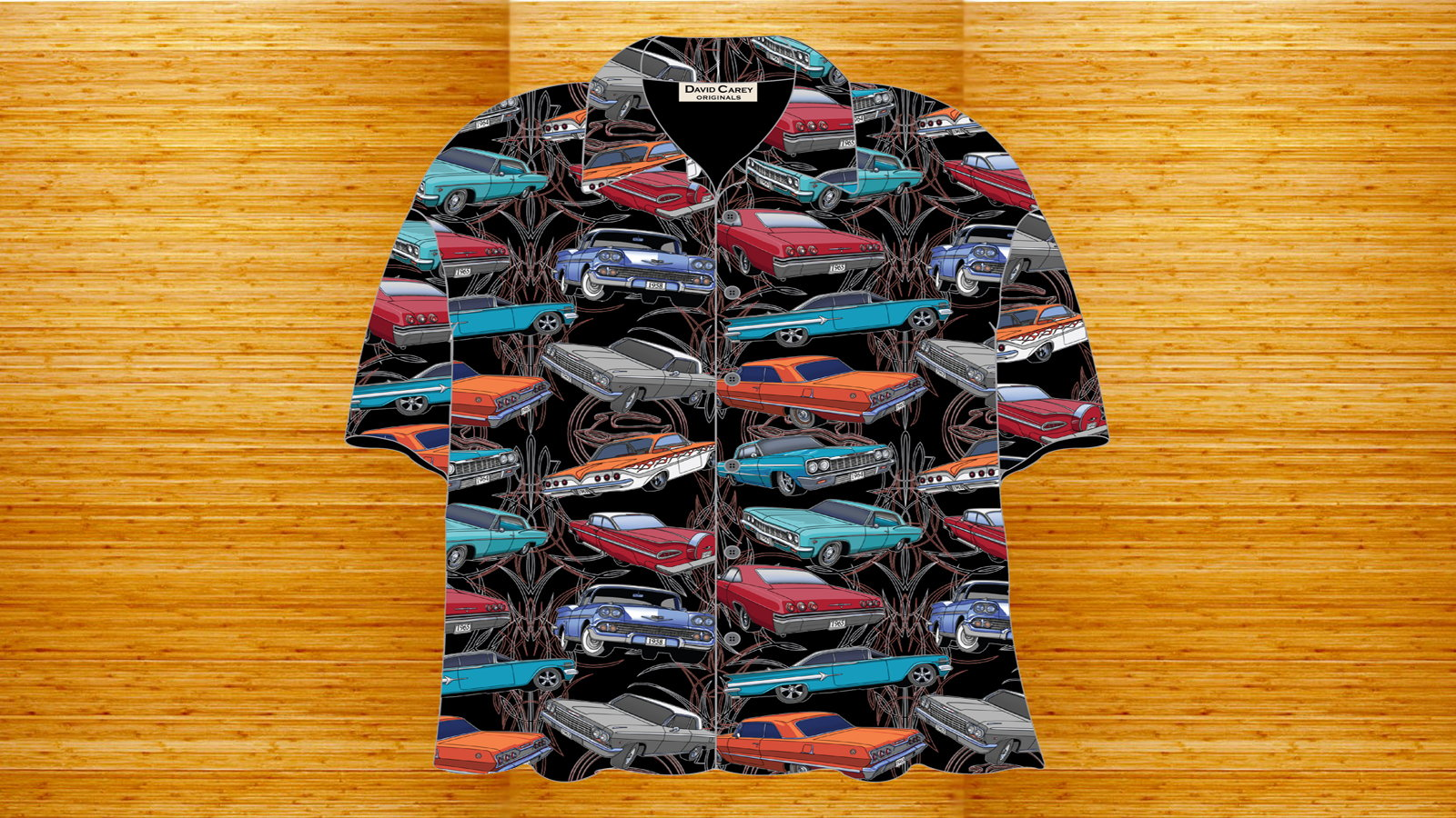 Hawaiian Impala Shirt
