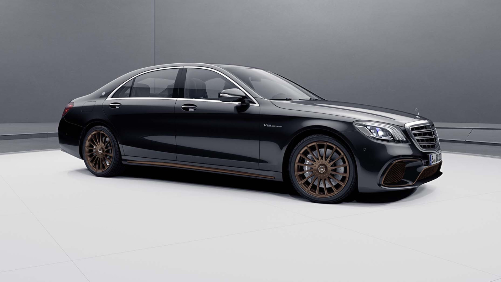 Mercedes-AMG S65 Final Edition: Leaving V12 With Honor | Mbworld