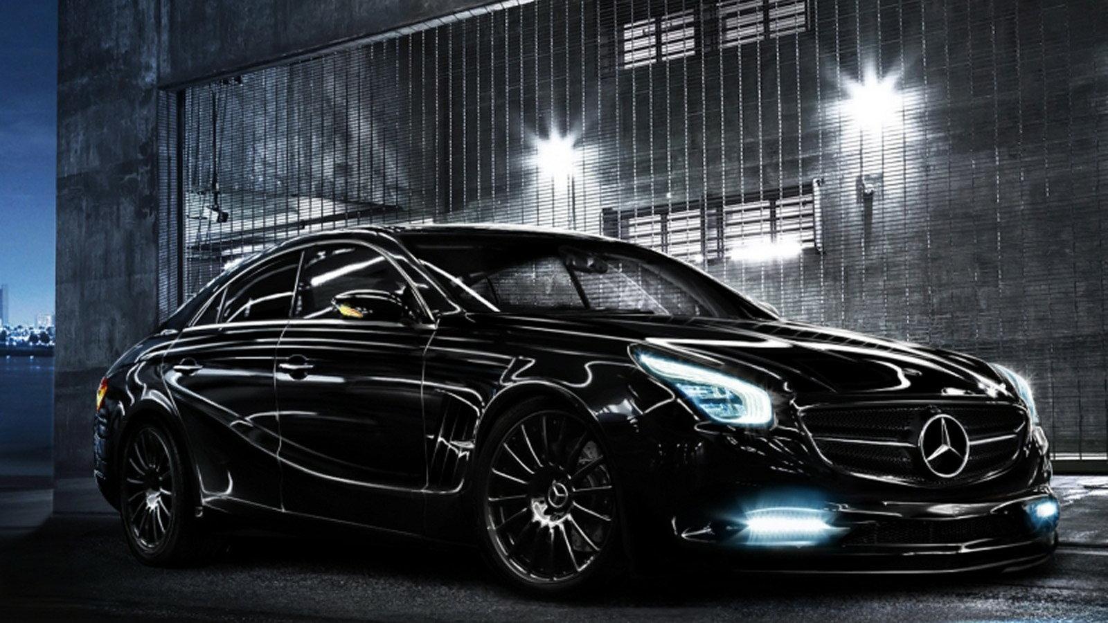 7 Ominous Mercedes Benz Wallpapers Mbworld