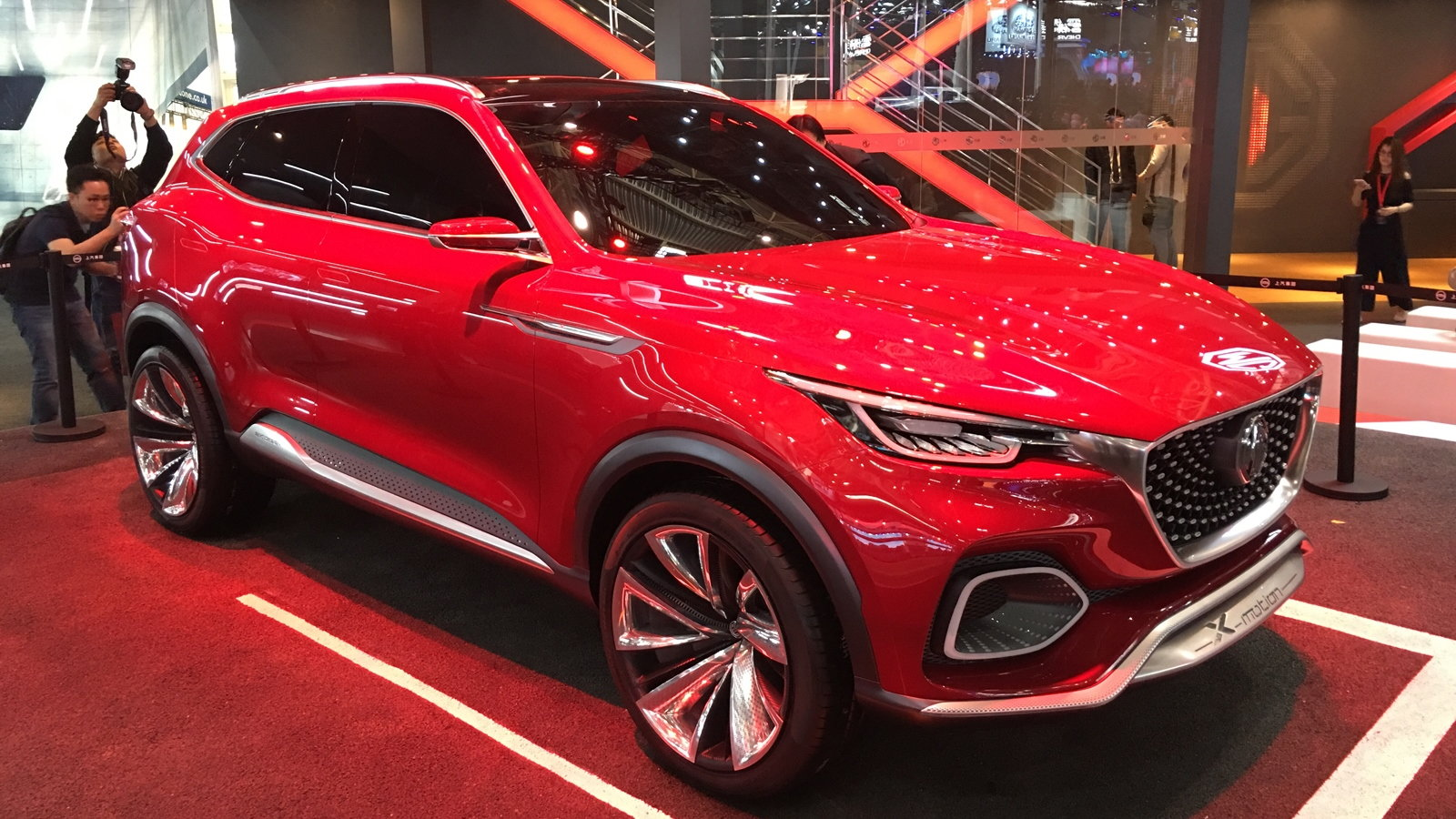 15 Hot Cars at the 2018 Beijing Auto Show