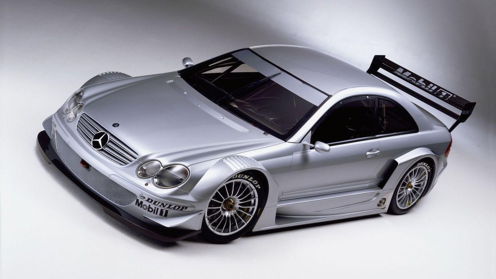 2004 Mercedes-Benz CLK DTM