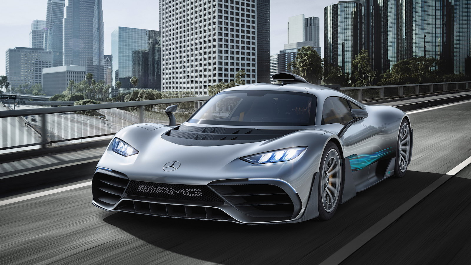 The Mercedes Project One