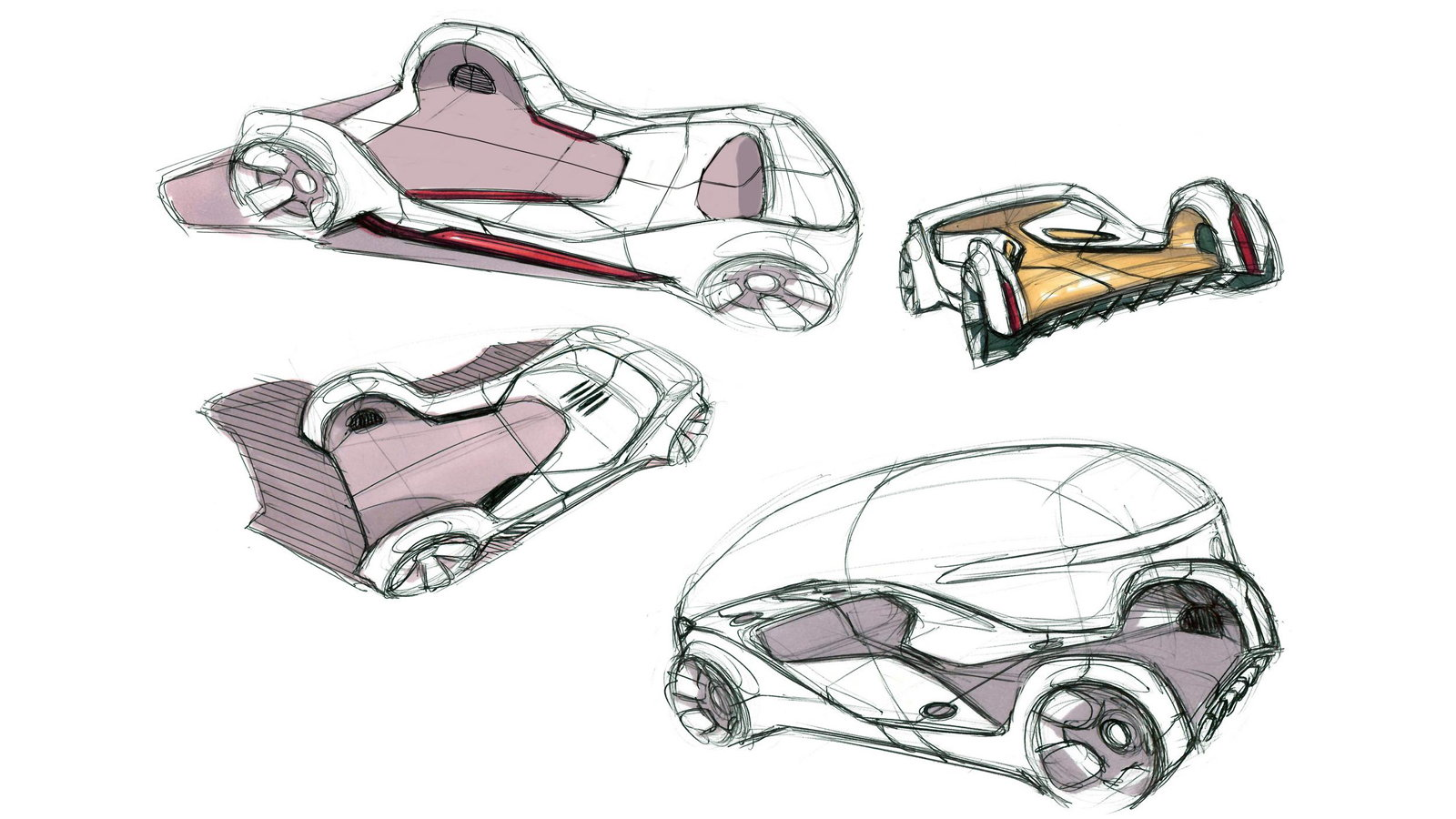Mercedes Vision Urbanetic: Future of Automotive Design