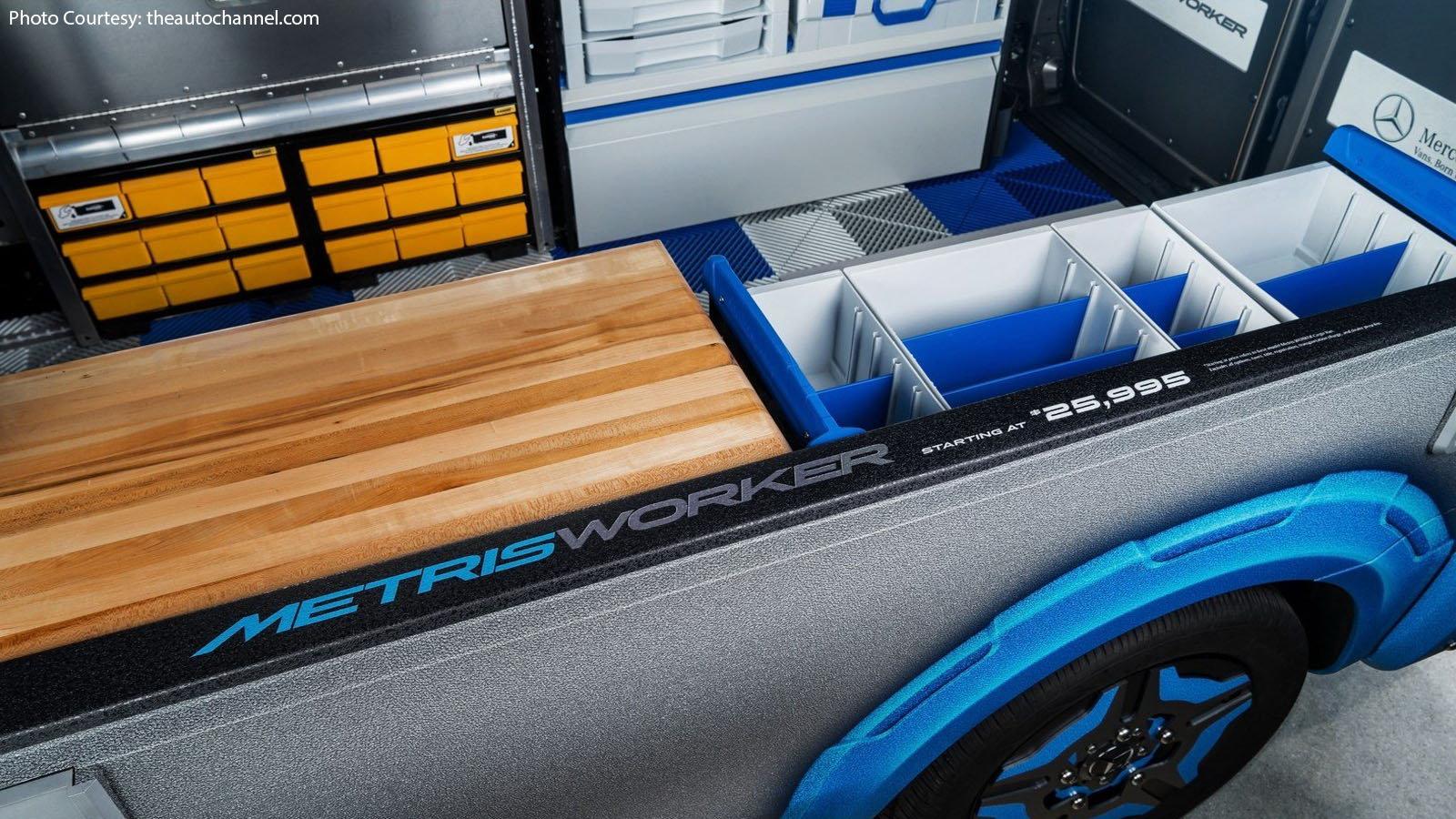 Storage and Work Bench