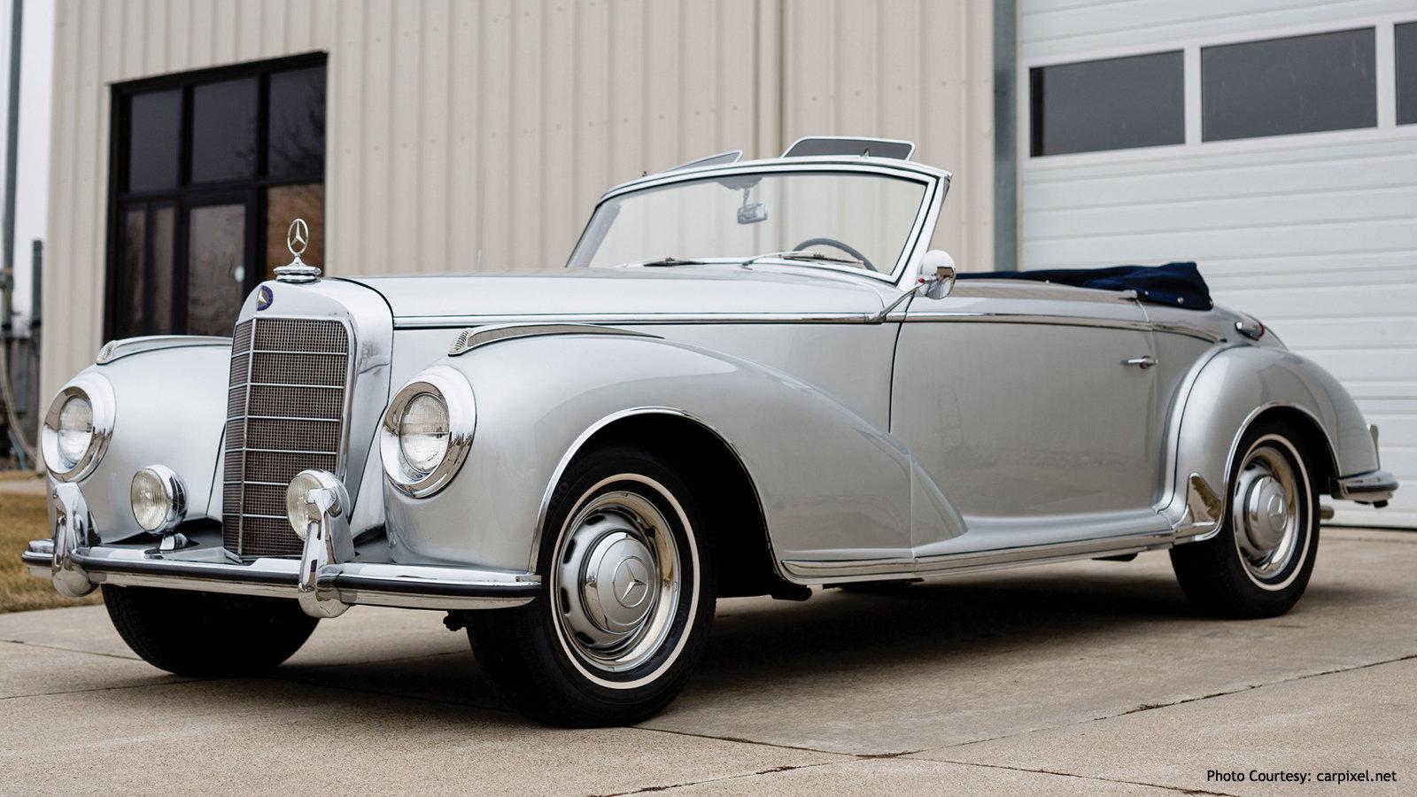 1951 Mercedes-Benz W186 300